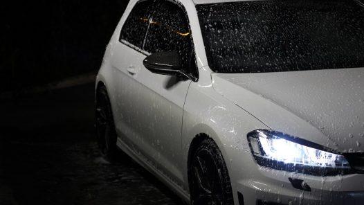automobile lavage